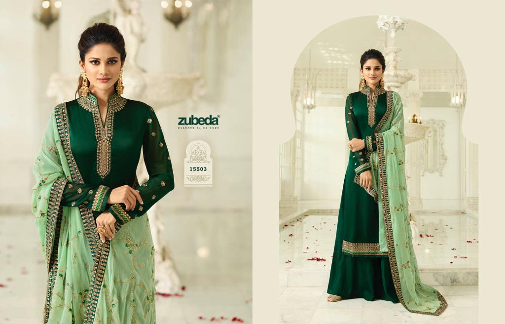 Roshni Zubeda Suvi Present Designer Suits Wholesale