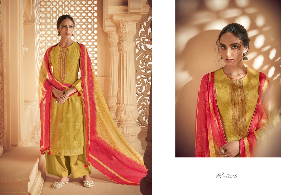 Varshaa Fashion Launch Their Designer Suits Wholesale
