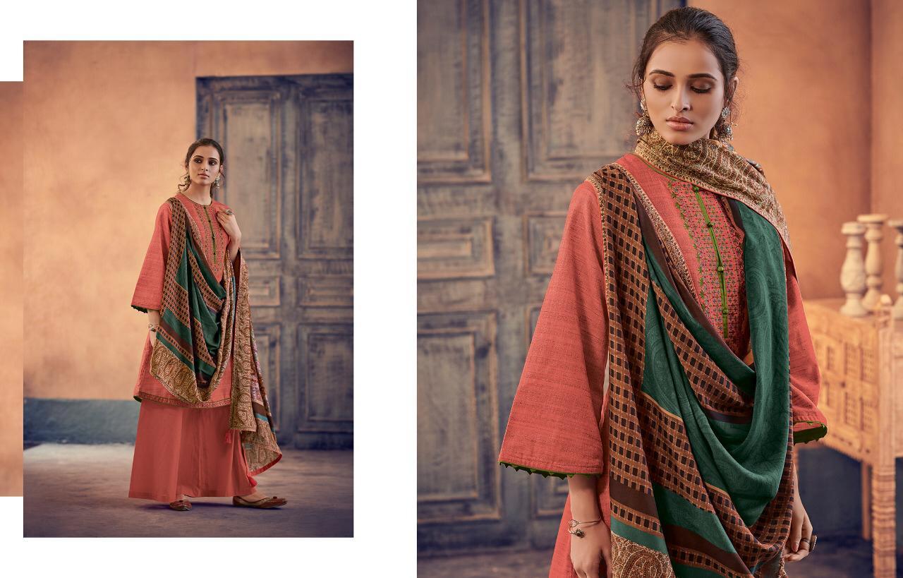 Varshaa Ehrum Present New Designer Suits Wholesale