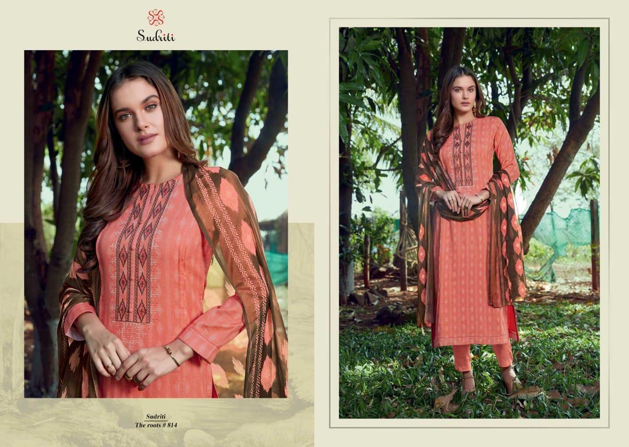 Sahiba Sudriti Present Designer Embrodery Suits Wholesale