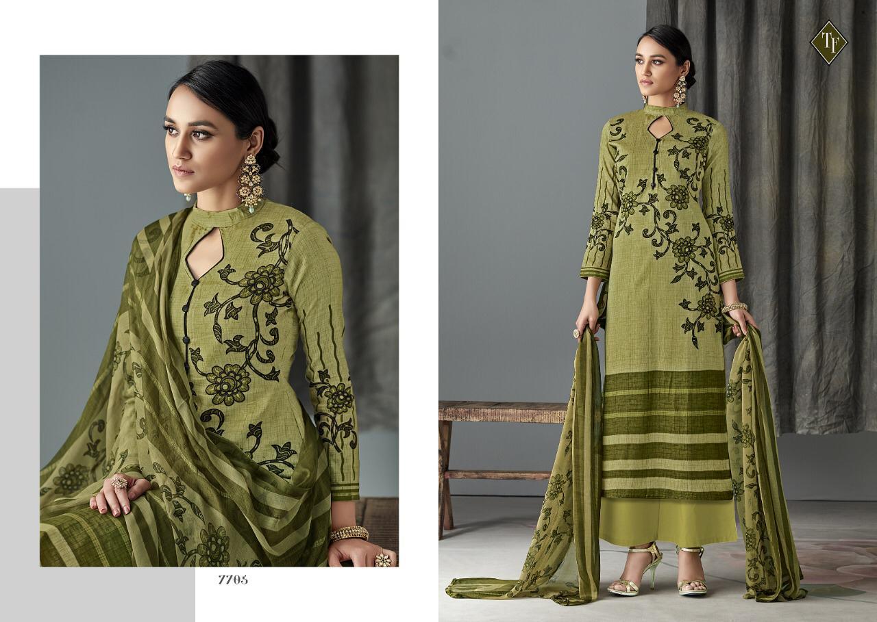 Tanishk Fashion Sanah Vol 21 Present Designer Suits Wholesal