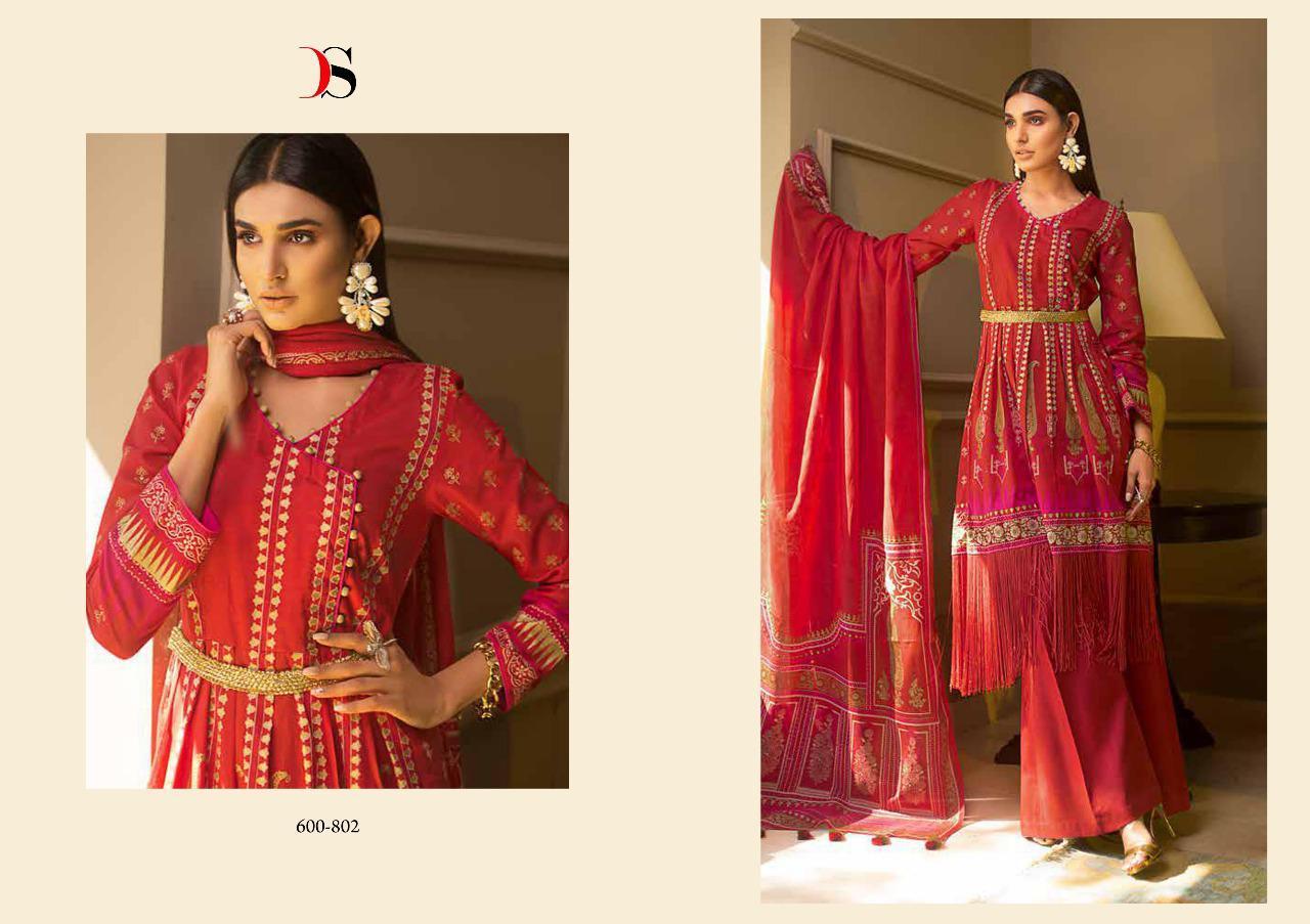 Deepsy Rose Silk Present Designer Suits Wholesale