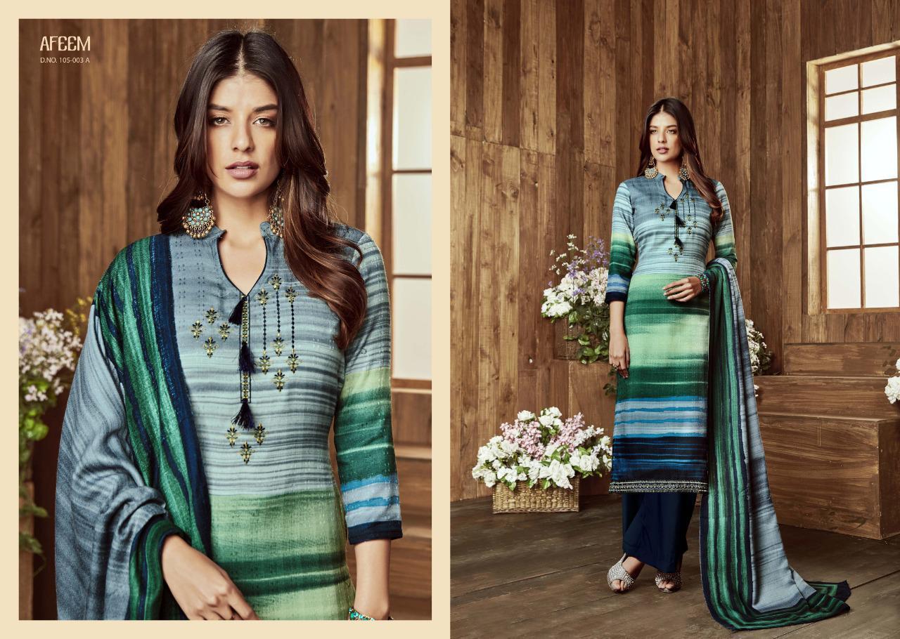 Sargam Prints Afeem Jam Designer Suits Wholesale
