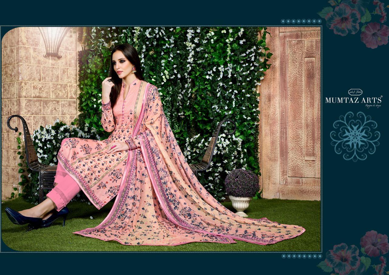Mumtaz Arts Original Lawn Vol 8 Designer Suits Wholesale