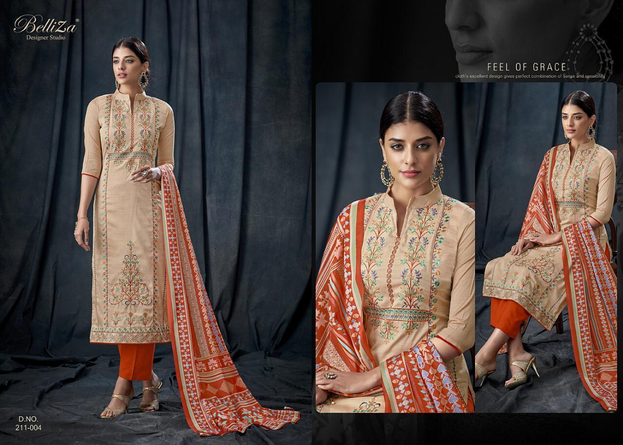Belliza Shahee Pure Silk Summer Wedding Collection Wholesal