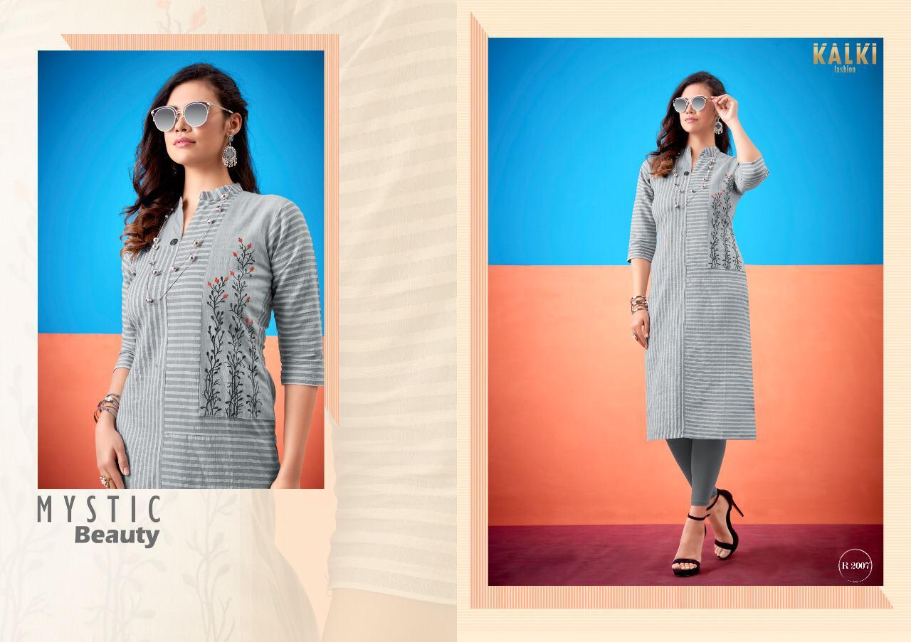 Kalki Fashion Eva Designer Work Tops Wholesale Lot