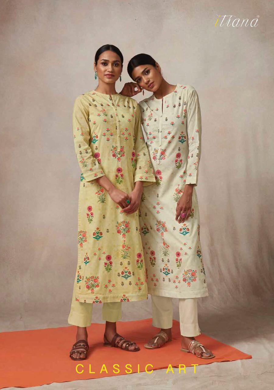 Sahiba Itrana Embrodery Collection In Chippest Rate Wholesal
