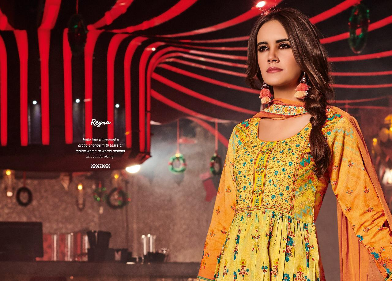 Reyna Brings Ethinic Tales Designer Suit Best Wholesale Rate