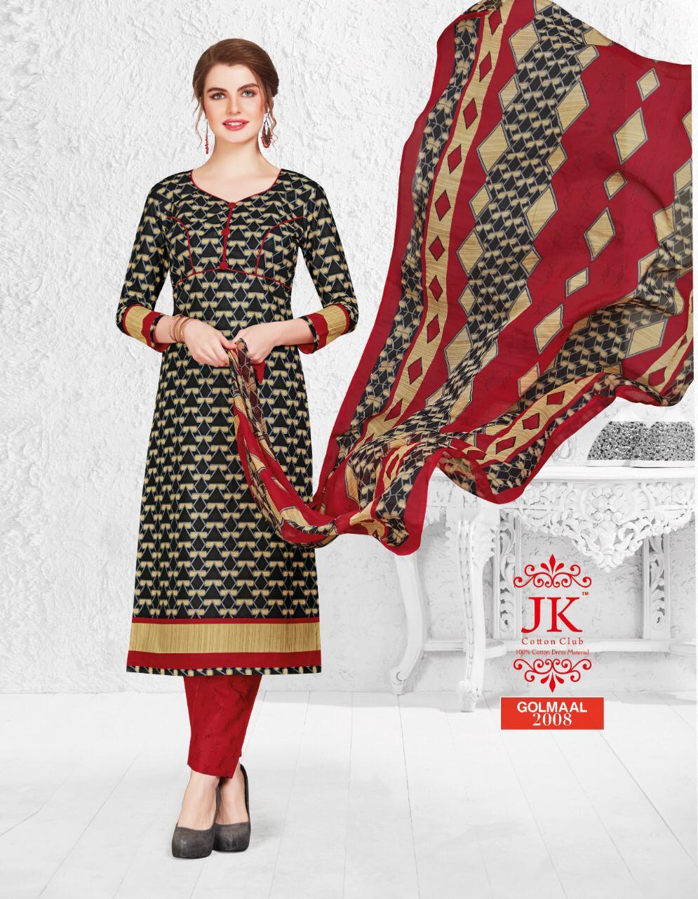 Jk Cotton Club Golmaal Vol 2 Designer Suits Wholesale Lot