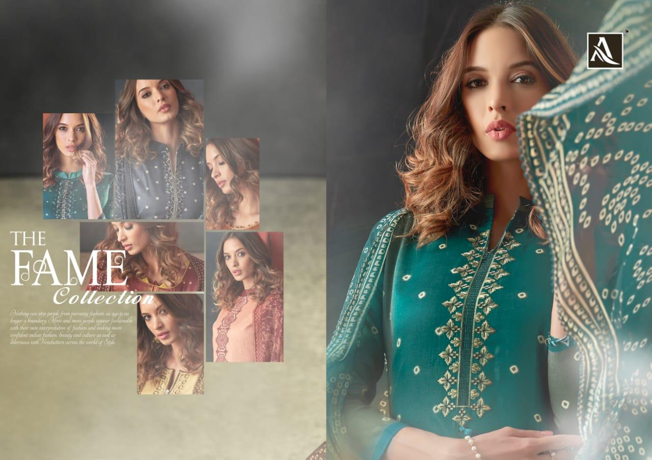 Alok Suits Designer Partywear Suits In Lawest Wholesale Rate