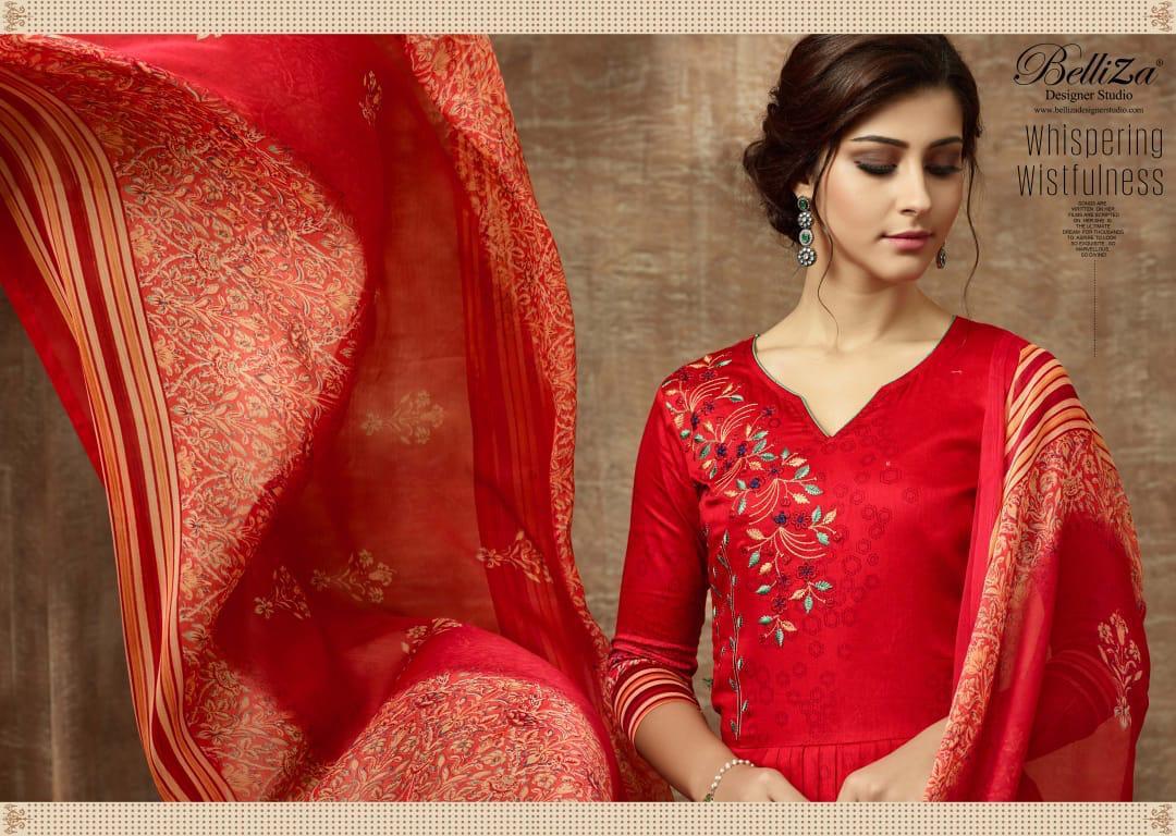 Belliza Rozana Designer Digital Printed Suits Wholesale Lot