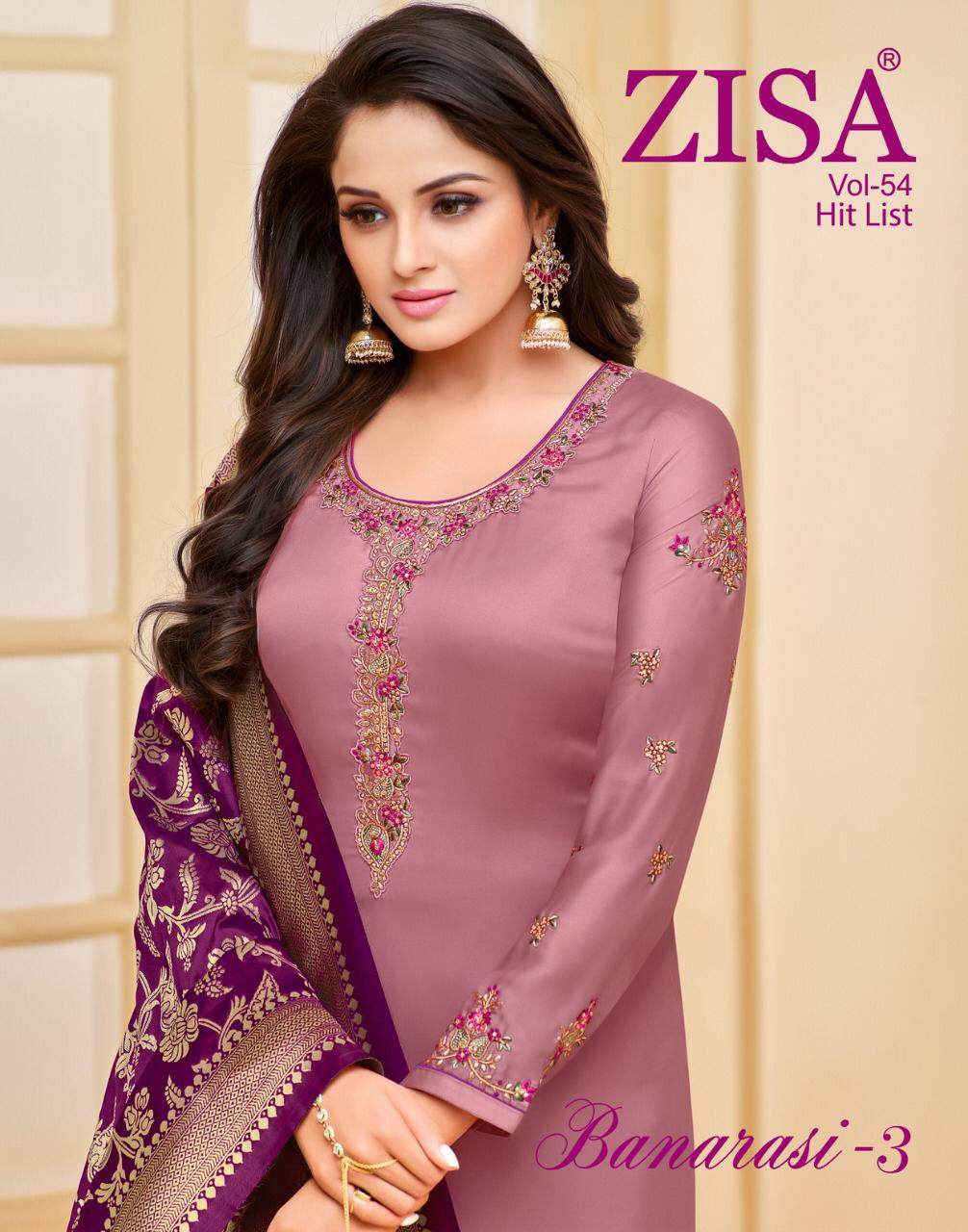 Zisa 54 Hitlist Designer Suits In Cheapest Wholesale Rate