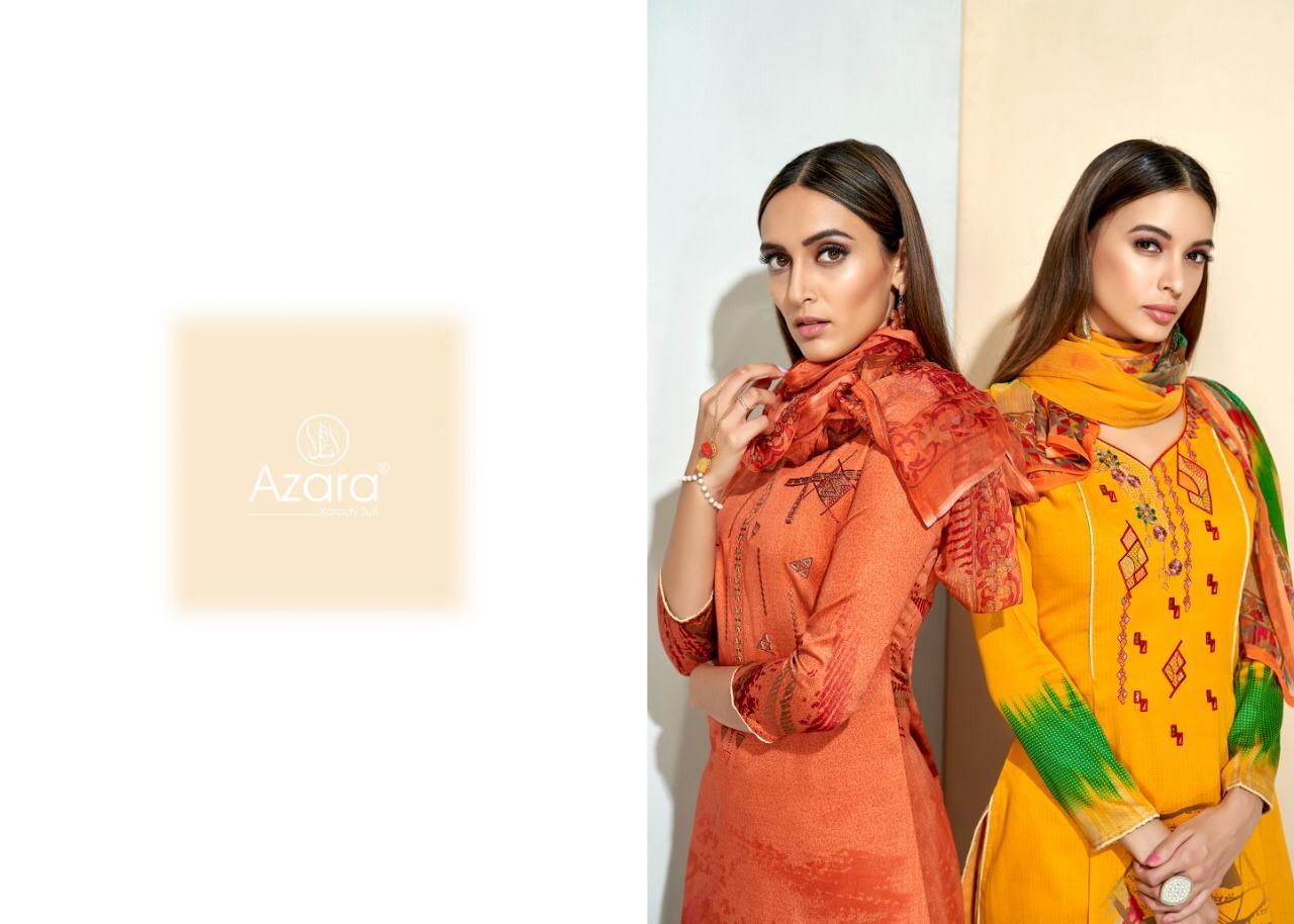 Radhika Azara Sanaz Designer Suit In Cheapest Wholesale Rate