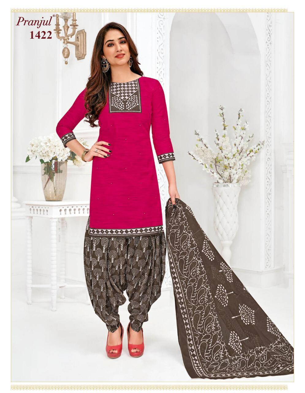 Pranjul Premium Collection Vol 1 Designer Suits Wholesale