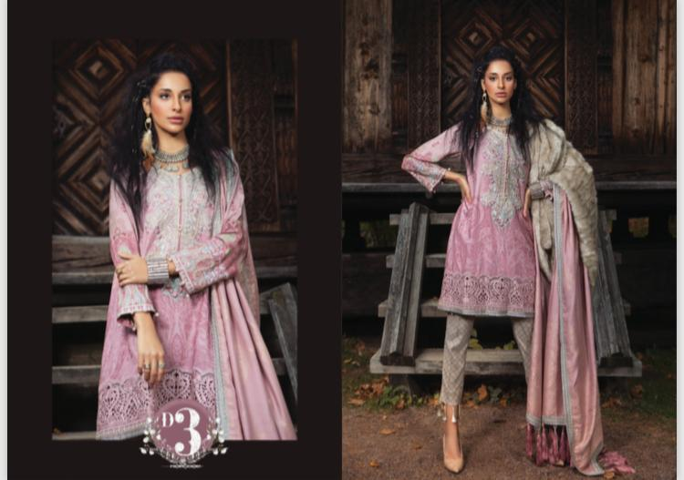 Maiya B Summer Collection Lawn Suits Wholesale Lot