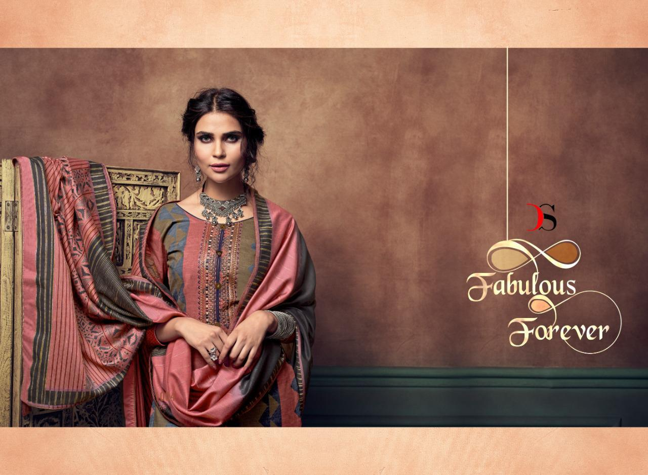 Deepsy Suits Panghat Designer Cotton Suits Wholesale Box
