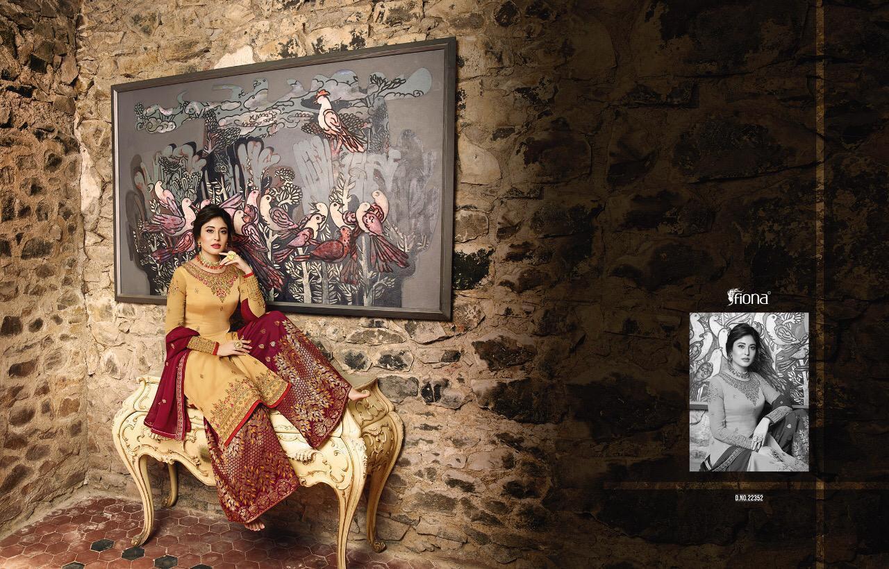Fiona Kritika Designer Wedding Sharara Best Wholesale Rate