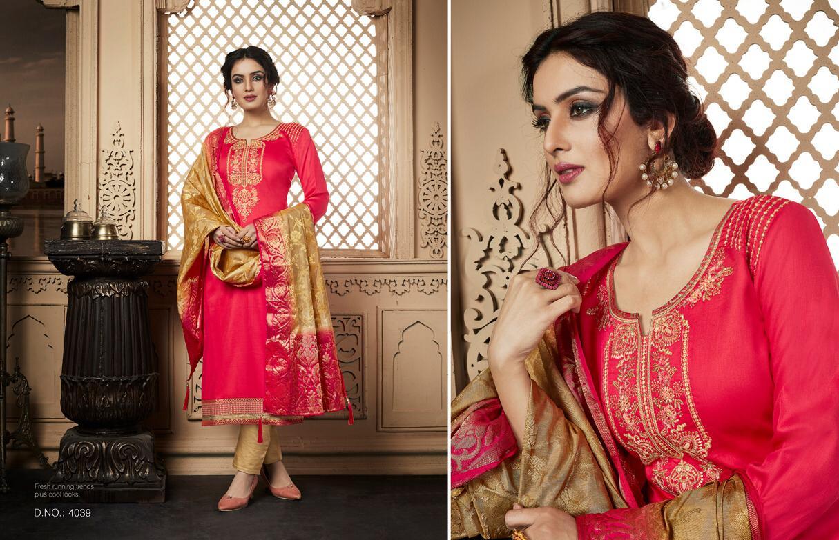 Kessi Fabrics Asopalav Vol 7 Designer Suits Wholesale