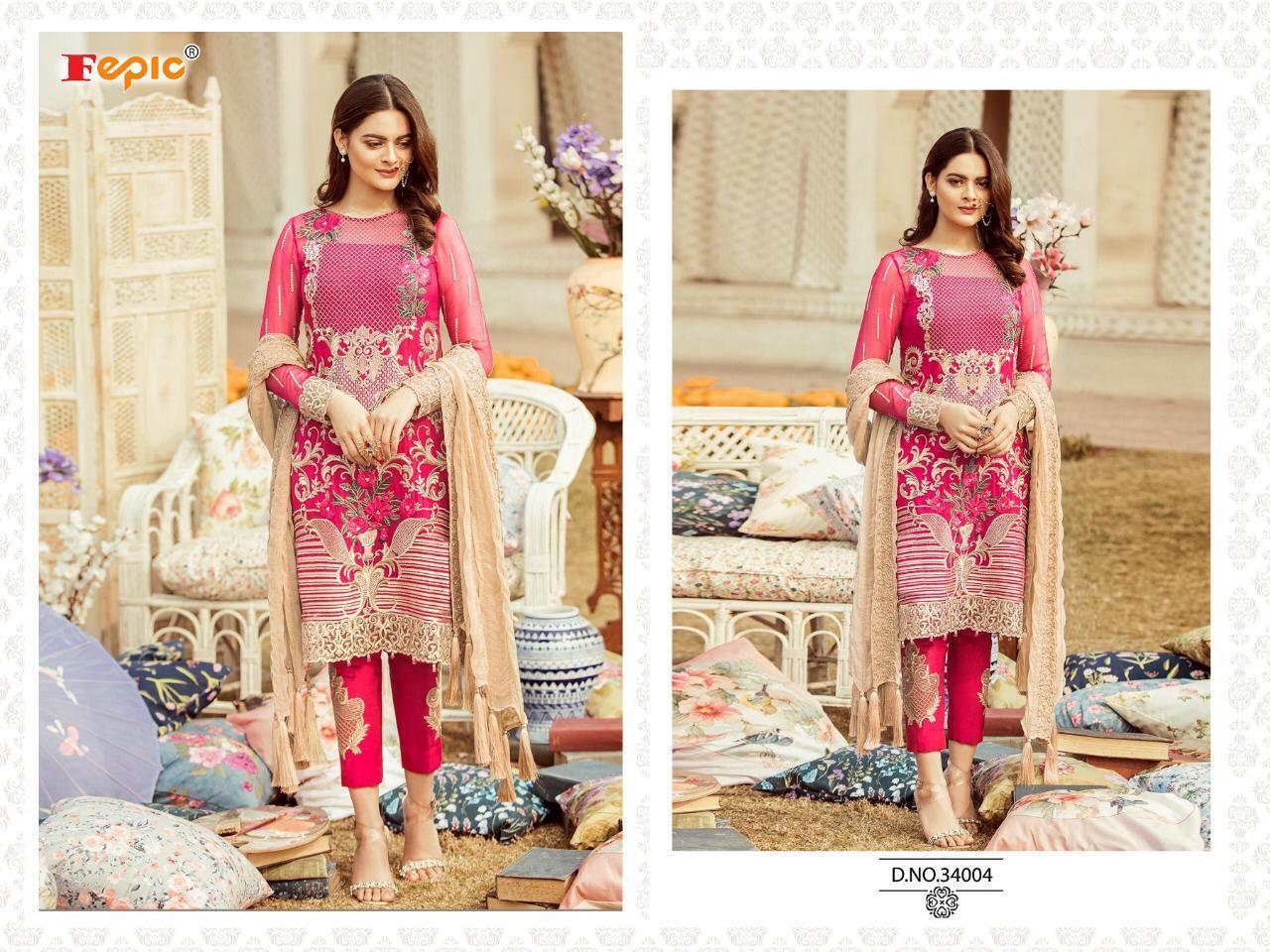 Rosmeen Premium Nx Designer Pakistani Suit Wholesale