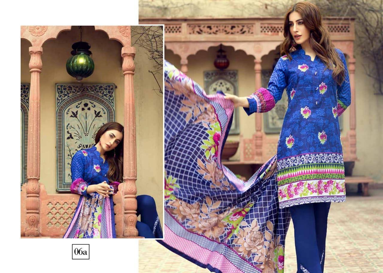 Anum Lawn Vol1 Designer Original Pakistani Suits Wholesale