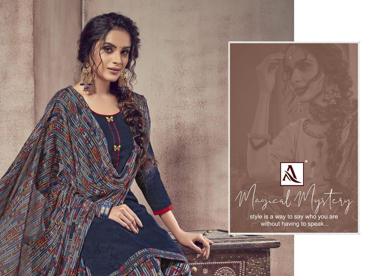 Alok Suits Noor E Patiyala Designer Suit Best Wholesale Rate