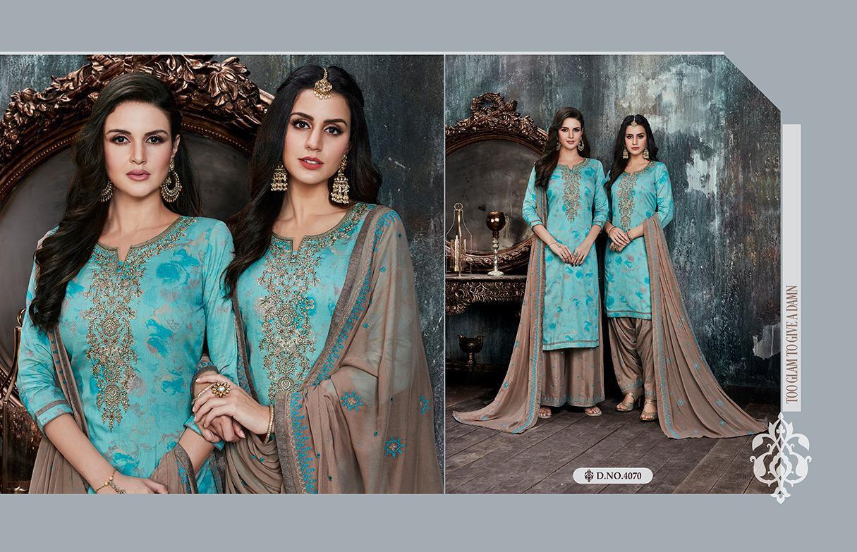 Kessi Febrics Colours By Patiala Vol11 Suits Wholesale