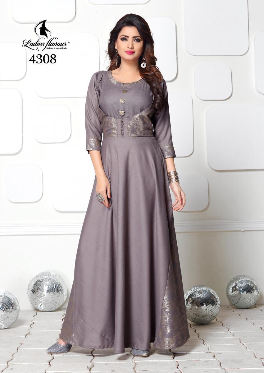 Ladies Flavour Miss World Vol 2 Designer Kurtis Wholesale