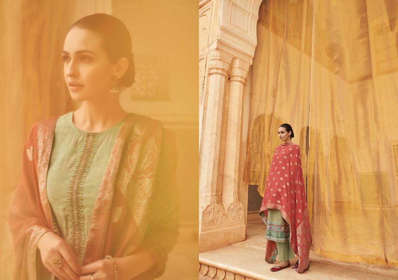Varsha Fashion Gulzar Designer Digital Printe Suit Wholesale