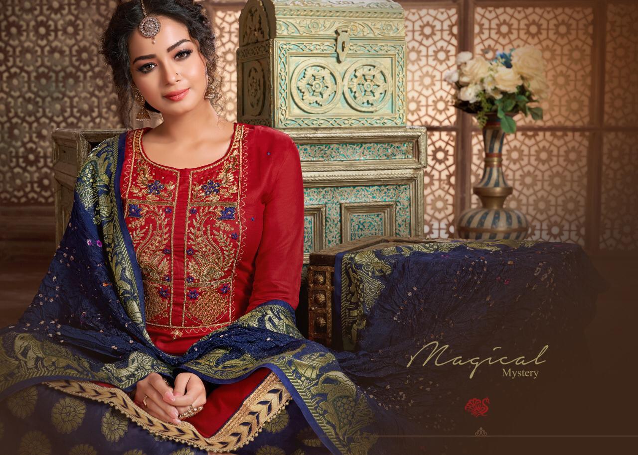 Utsav Suit Suhana 2 Designer Khatliwork Suits Wholesale