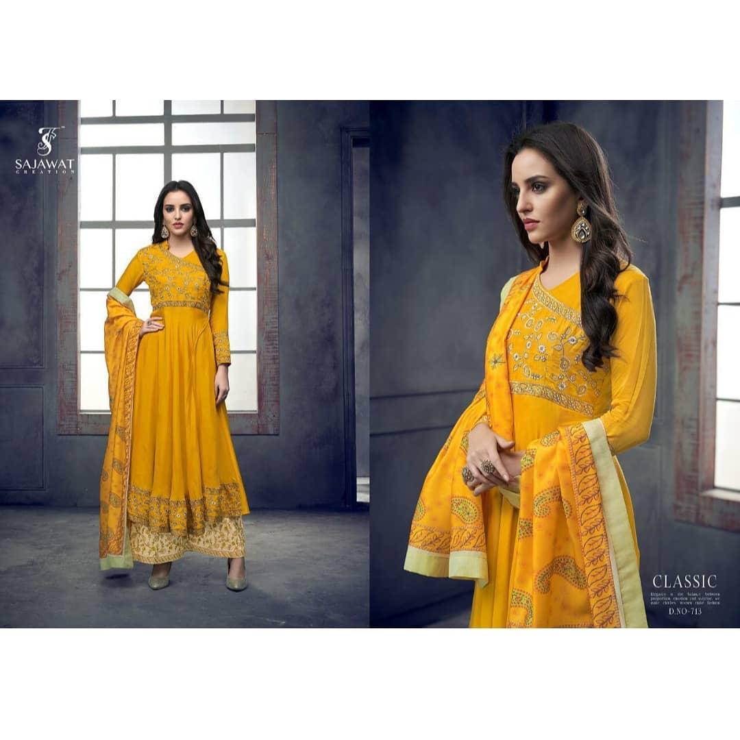 Saarthi Vol 4 Nx Designer Readymade Muslin Suit Wholesale