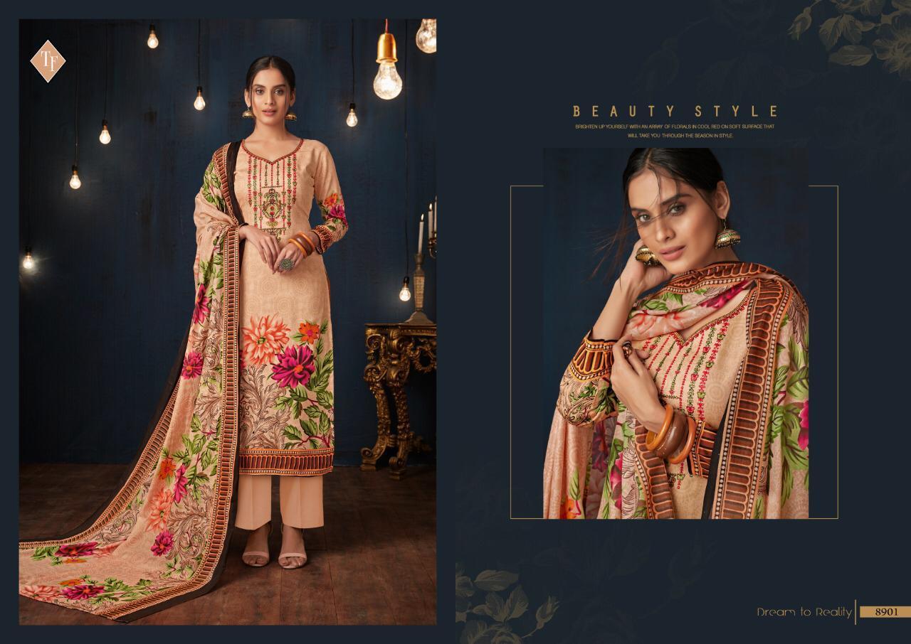 Tanishk Mehnaaz Vol-5 Desinger Suits Wholsale