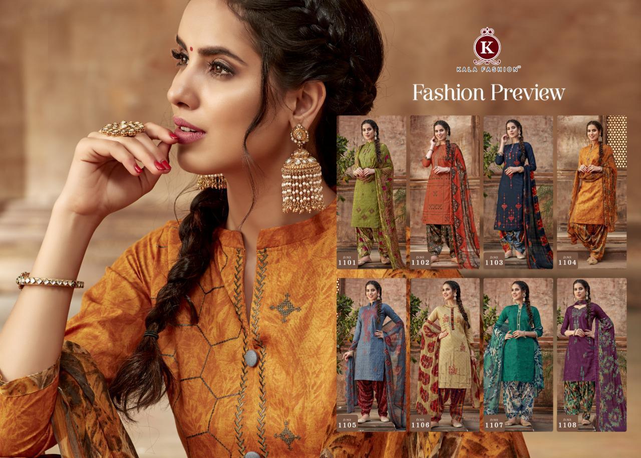 Kala Fashion Meher2 Fancy Suits Wholsale