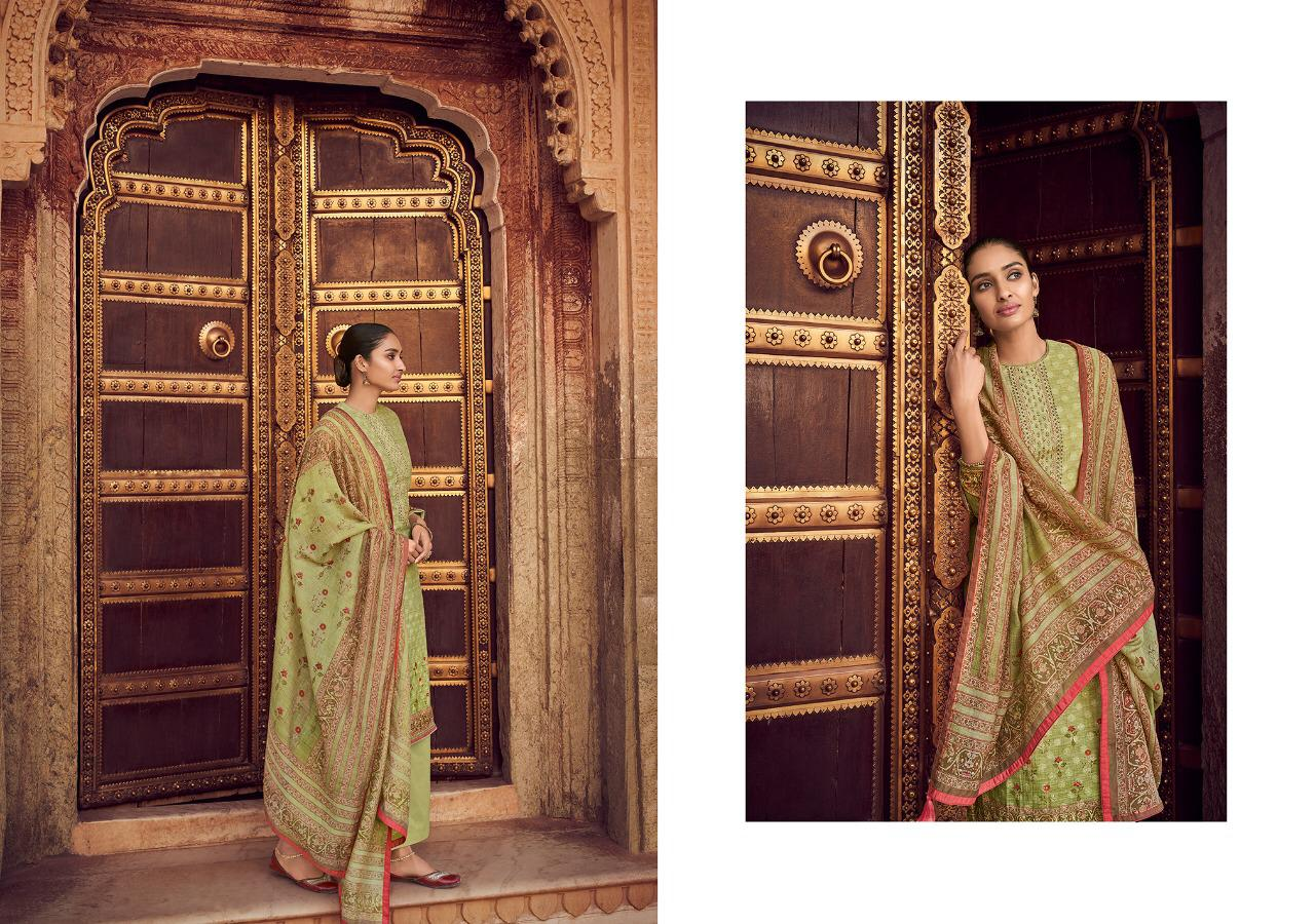 Varsha Fashion Senses  Desinger Suits Whosale