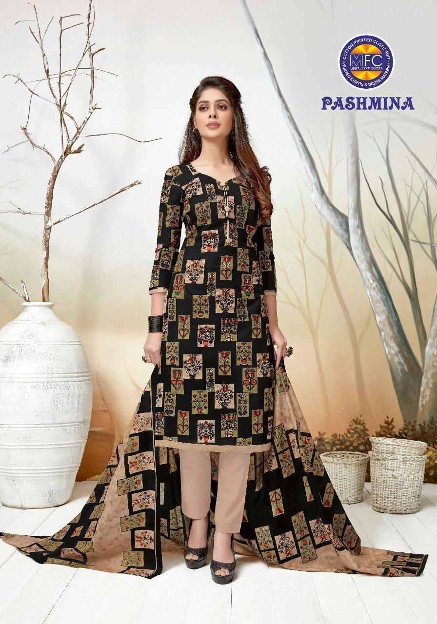 Mfc Pashmina Vol7 Exclusive  Cotton Desinger Suits Wholsale