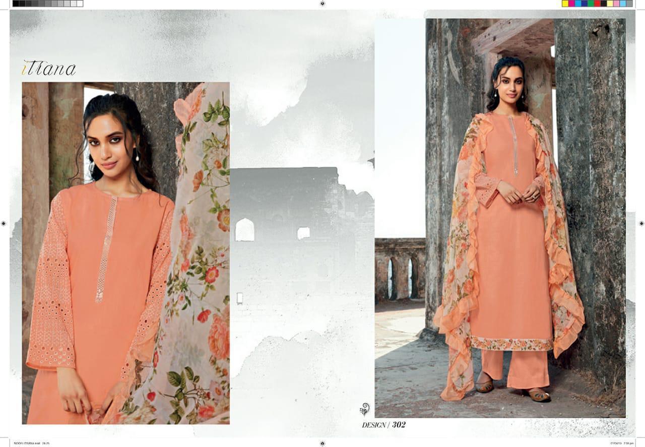 Sahiba Itrana Brand Noori  Desinger Fancy Suits Wholsale