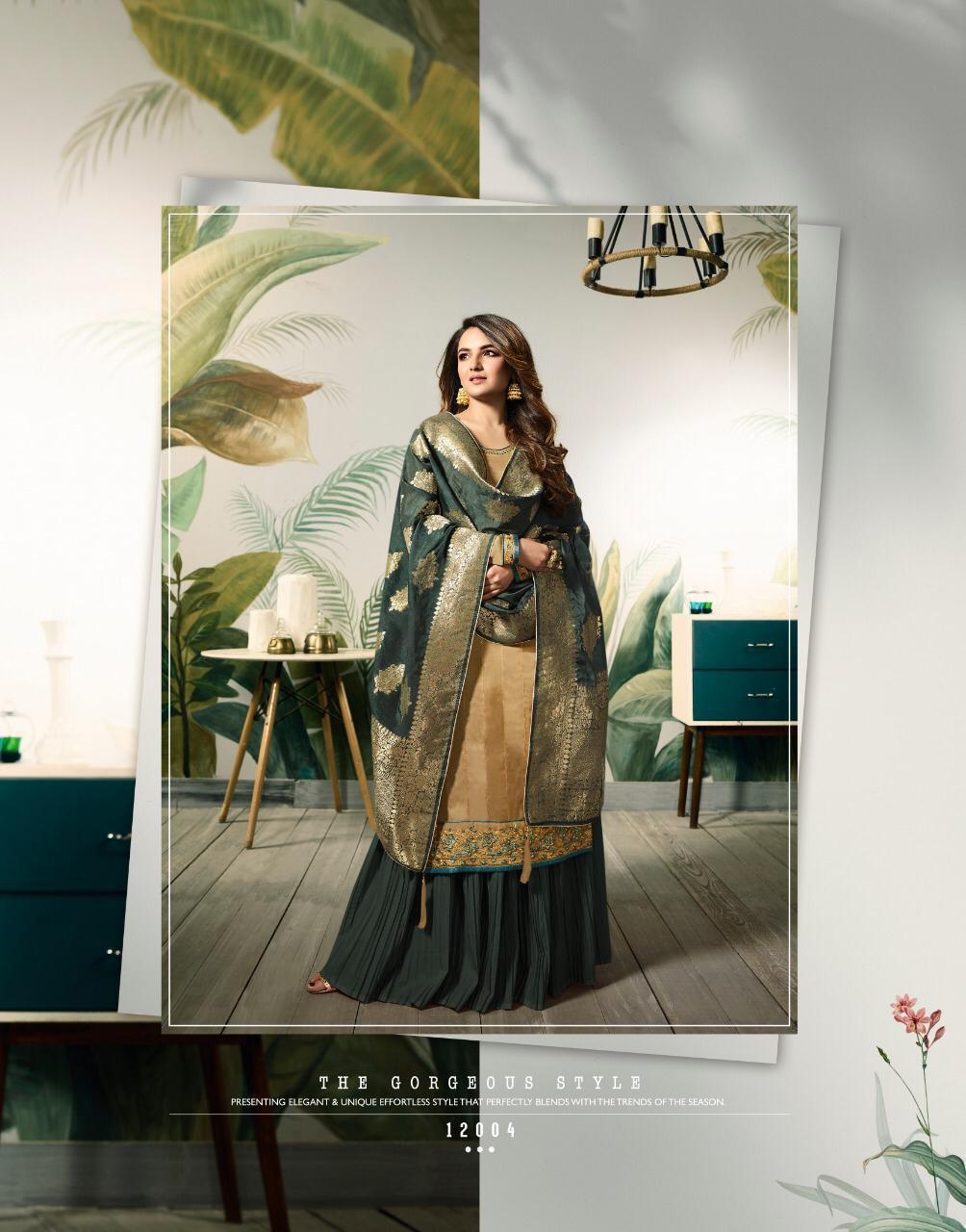 Amirah Banaras Vol2 Wedding Suits Wholsale