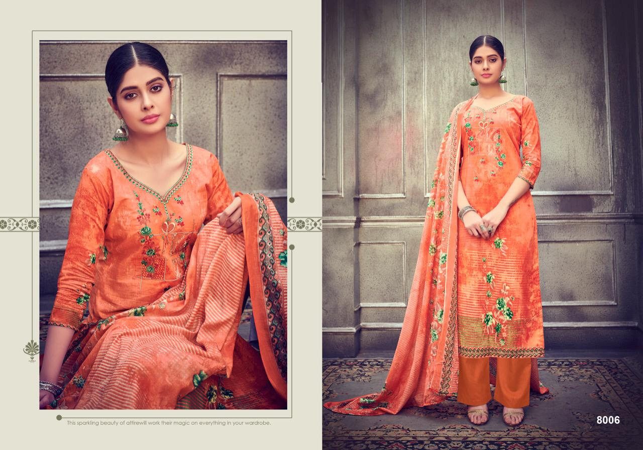 Kesar Ada  Cambric Print With Embroidery Suits Wholsale