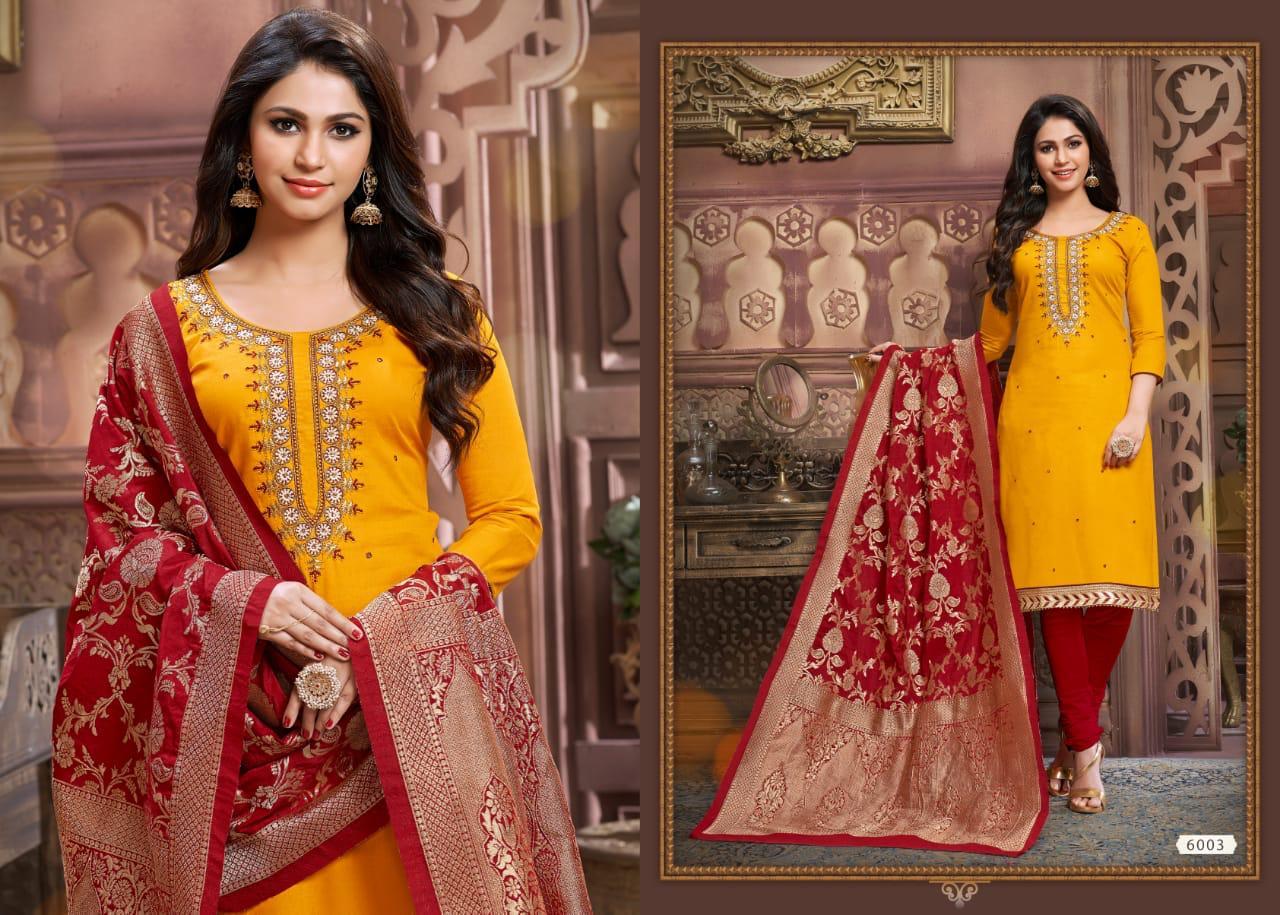 Utsav Suits Tazin Vol5 New Desinger Khatlwork Suits Wholsale