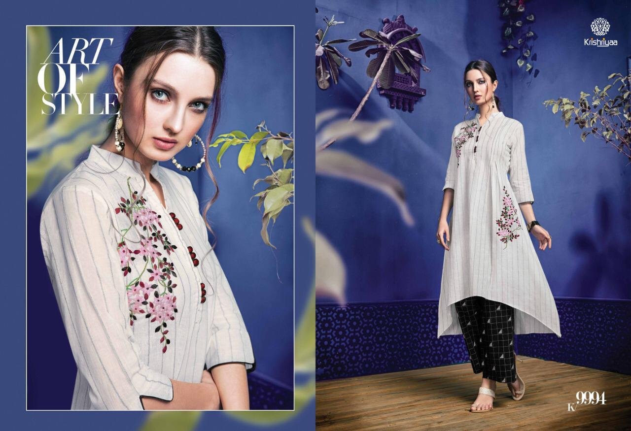 Krishriyaa Tm Limelight Vol2 New Summer Dressing Wholsale