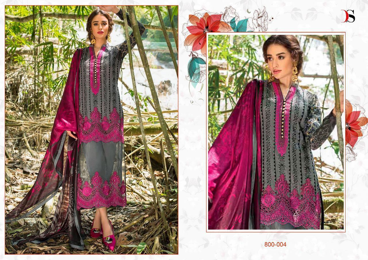 Deepsy Zainab Zaayra New Fancy Embrodery Work Suits Wholsale