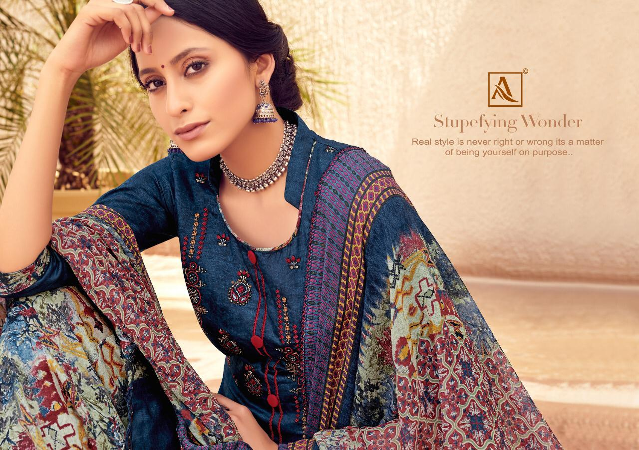 Alok Suit Heer Vol 2 Designer Patiyala Suits In Wholesale