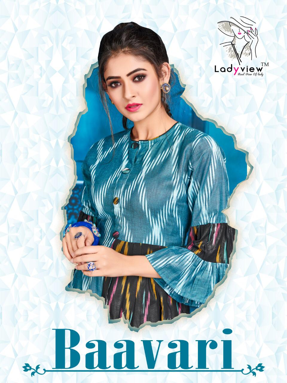 Ladyview Baavri Summer Tops Collection Best Wholesale Rate