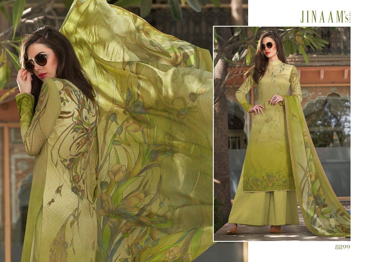 Jinaam Dress Jinaam Saba Designer Printed Suit Wholesale