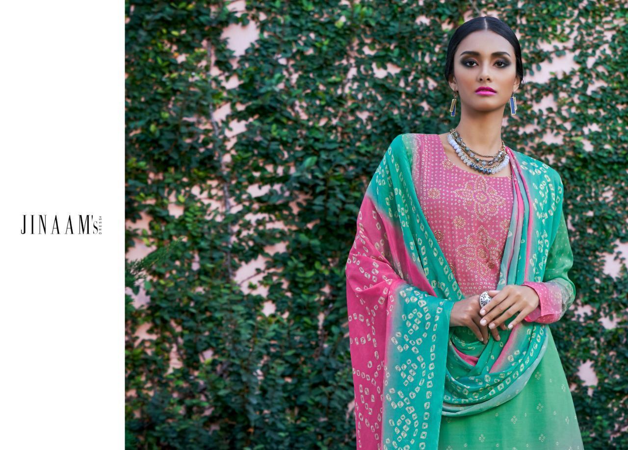Jinaam Atiya Adorn Vol2 Designer Digitalprint Suit Wholesale