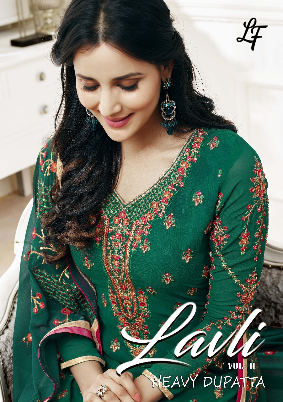 Lavli Fashion Vol 11 Designer Suits In Best Wholesale Rate