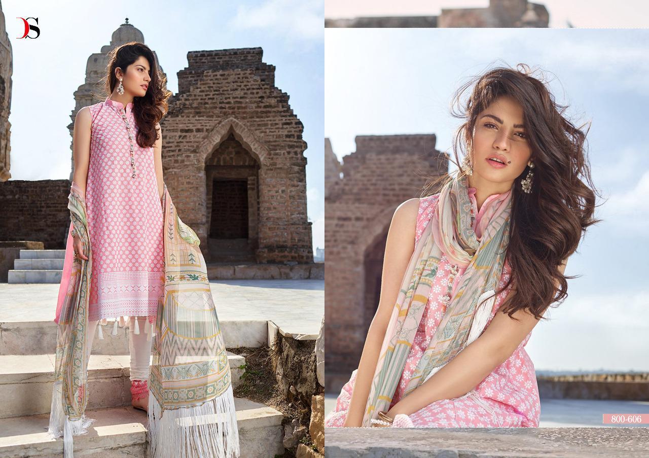 Deepsy Eidi Designer Eid Collection Suit Best Wholesale Rate