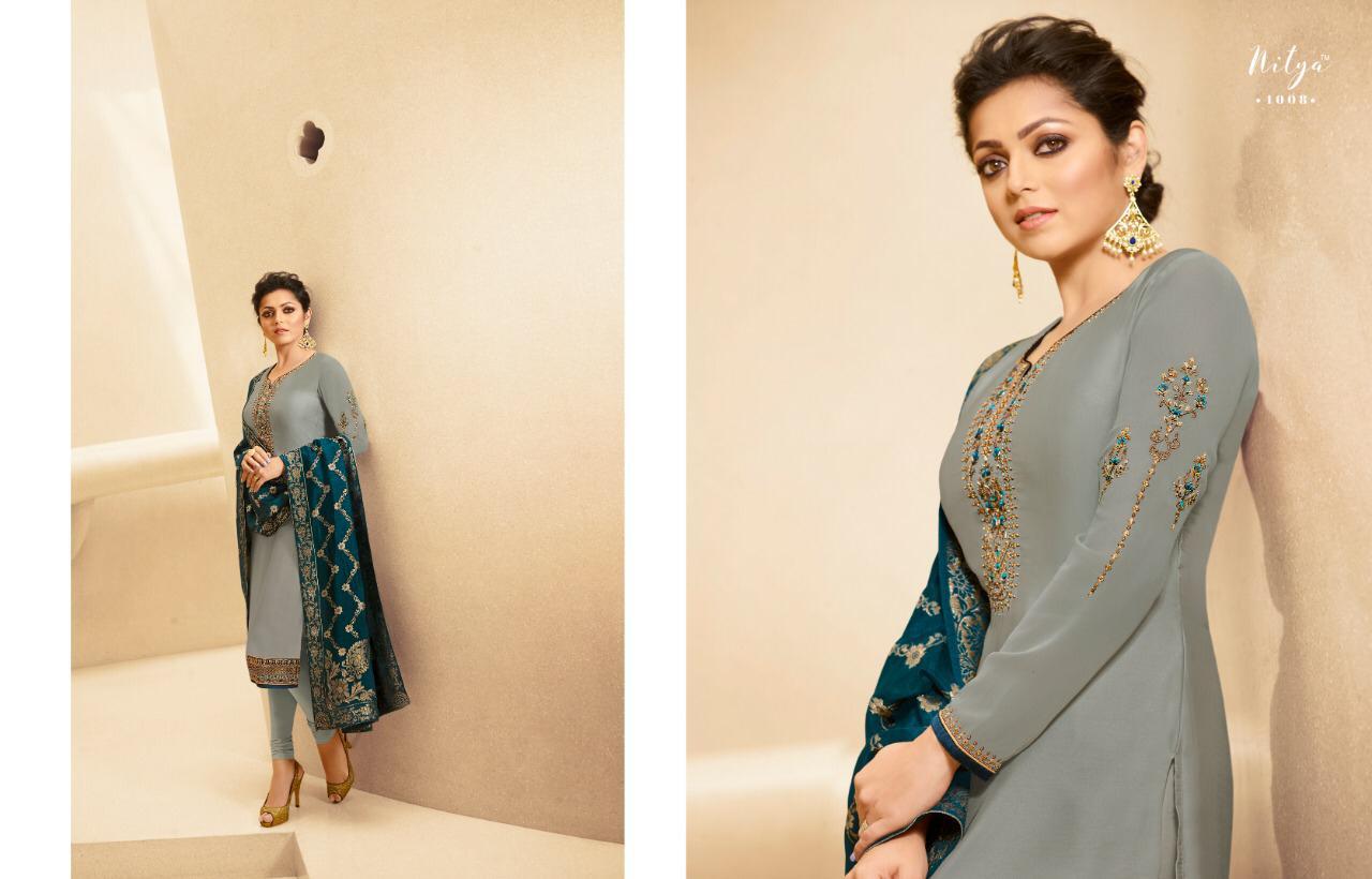 Lt Nitya 140 Designer Heavy Wedding Suits Retail Wholesale