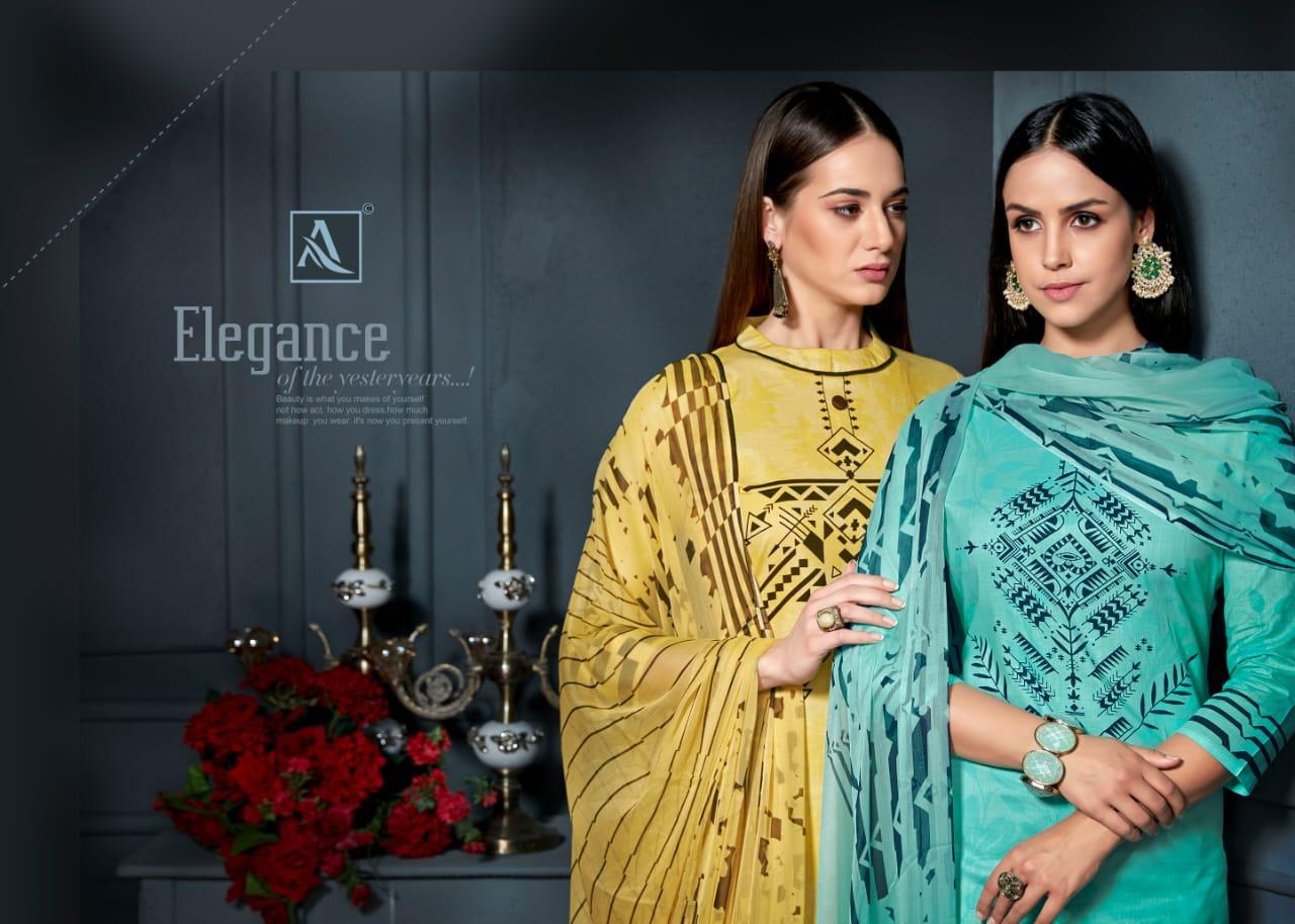 Alok Suits Vaani Designer Ramzan Special Suits Wholesale