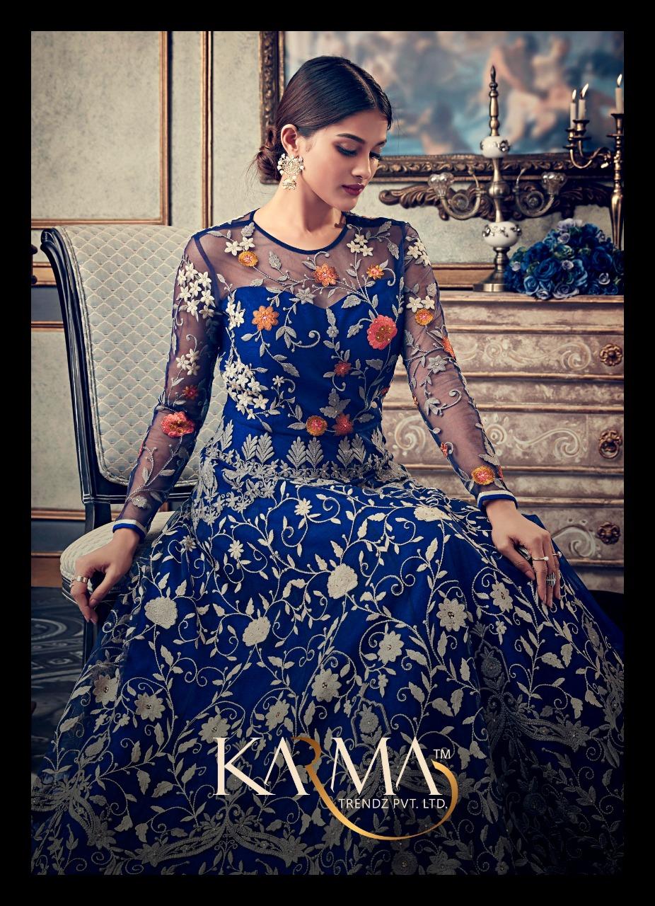 Karma 15030 Eid Special Designer Anarkali Best Wholesale Rat