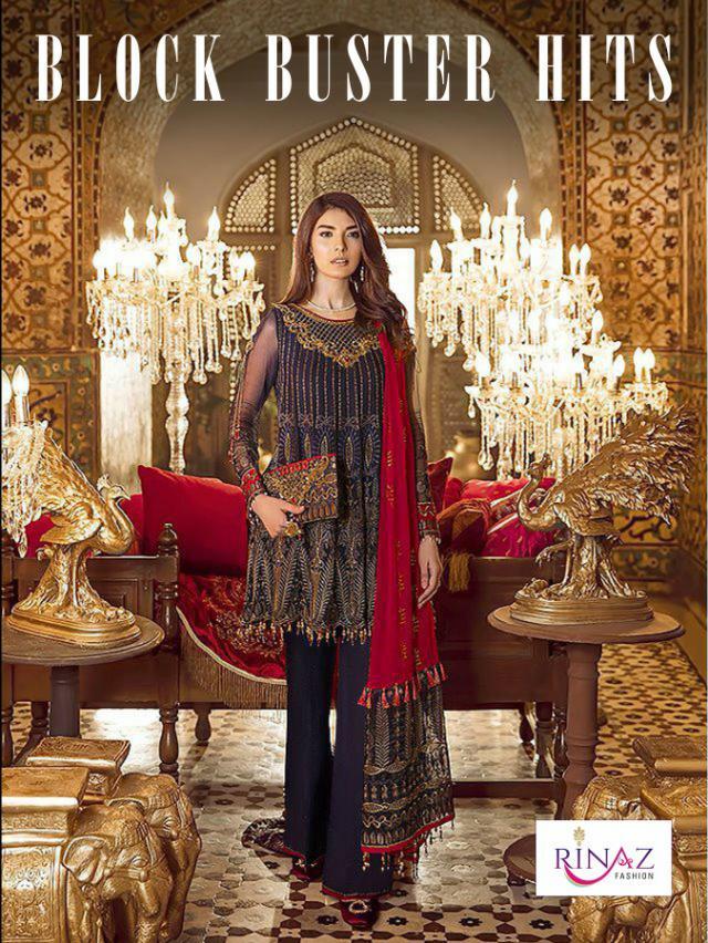 Rinaz Fashion Blockbuster Hits Designer Suit Wholesale